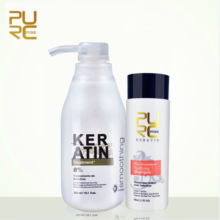 PURC 8% formalin keratin Brazil Keratin Treatment 100ml purifying shampoo hair care make hair straightening smoothing shinning #clothing,#shoes,#jewelry,#women,#men,#hats,#watches,#belts,#fashion,#style