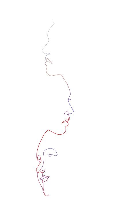 Faces line / Quibe