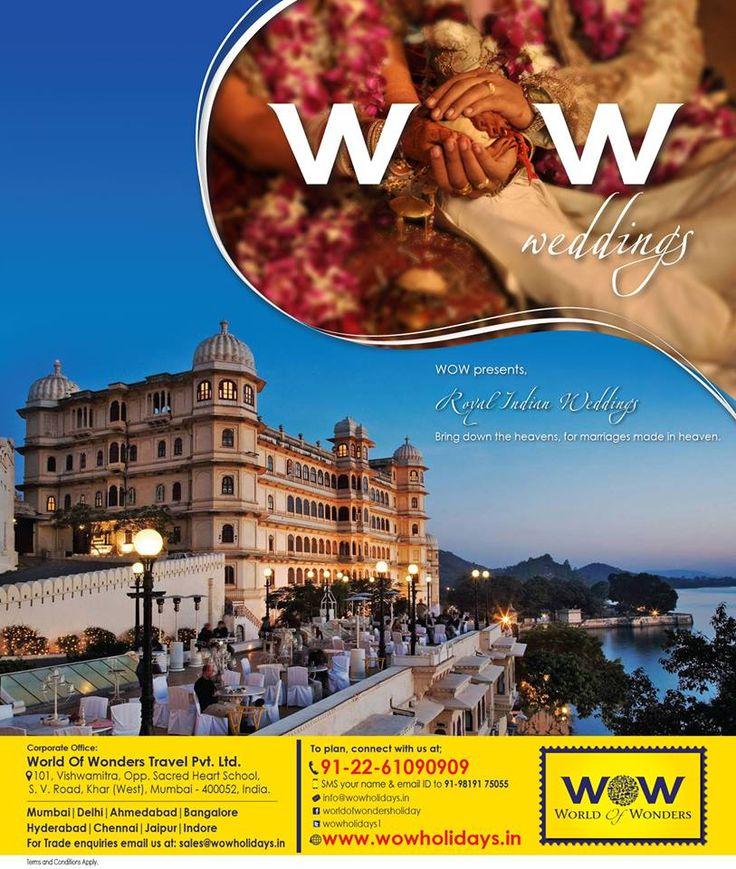 WOW Royal Weddings - Rajasthan