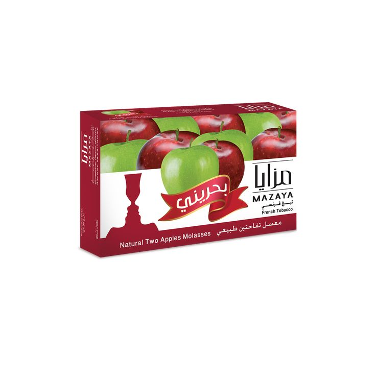 Mt Two Apple Bahraini 250g Apple Double Apple