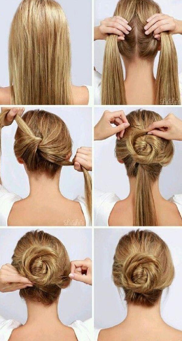 50 Erstaunlich Einfache Und Schnelle Frisuren Fur Schule Oder Arbeit Einfache Frisuren Arbeit Fast Hairstyles Easy Hairstyles Quick Hairstyles For School