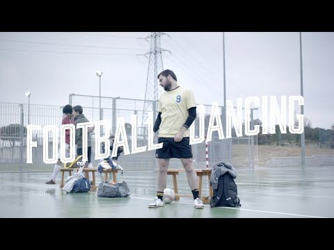 "LIBERO ""FOOTBALL DANCING"" / ROCK & ROLL"