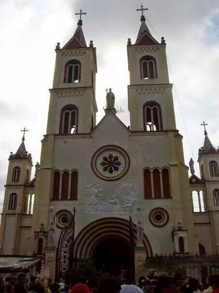Iglesia de san benito abad..sucre