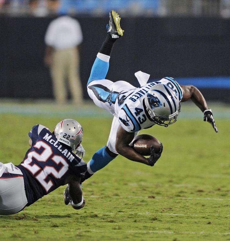 8/28 Patriots Preseason Game #3 Fozzy Whitaker
