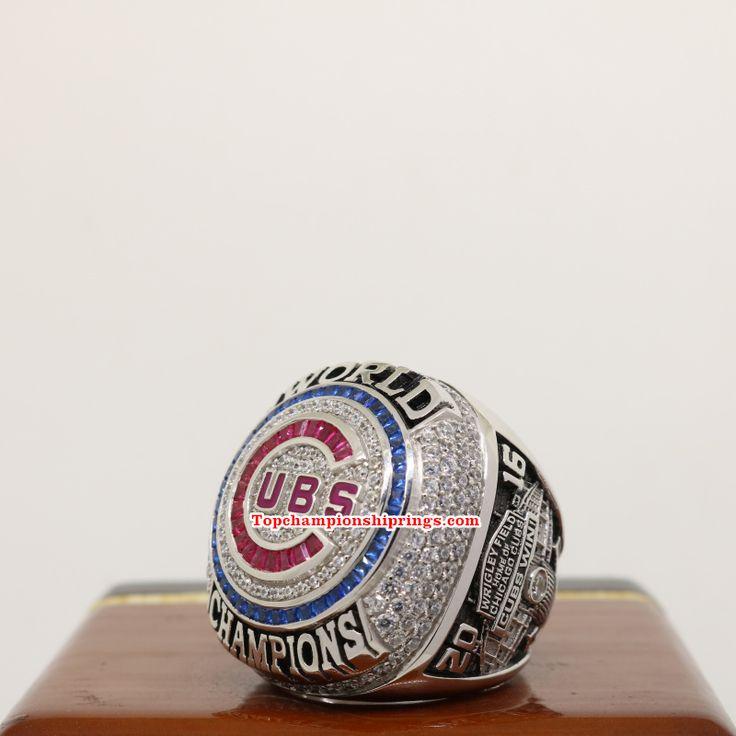 2016 Chicago Cubs MLB World Series Championship Ring