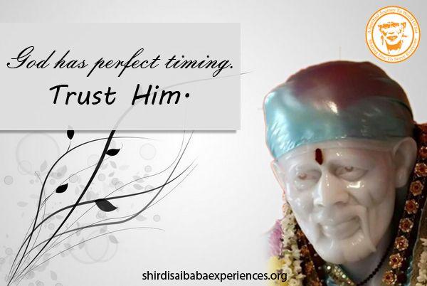 He Held My Hand And Walked With Me - Anonymous Sai Devotee - Shirdi Sai Baba Prayers | Your Prayers to Shirdi Sai Baba