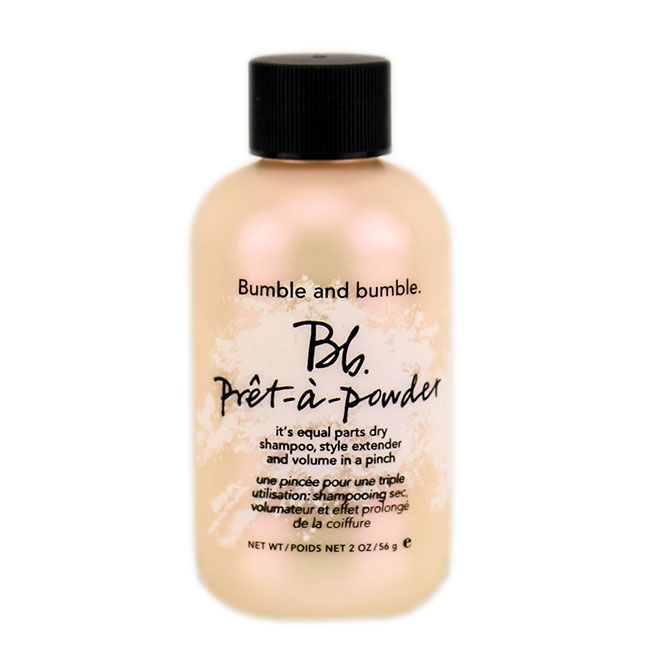 Absorb oil, extend your style + add volume with this hair powder.