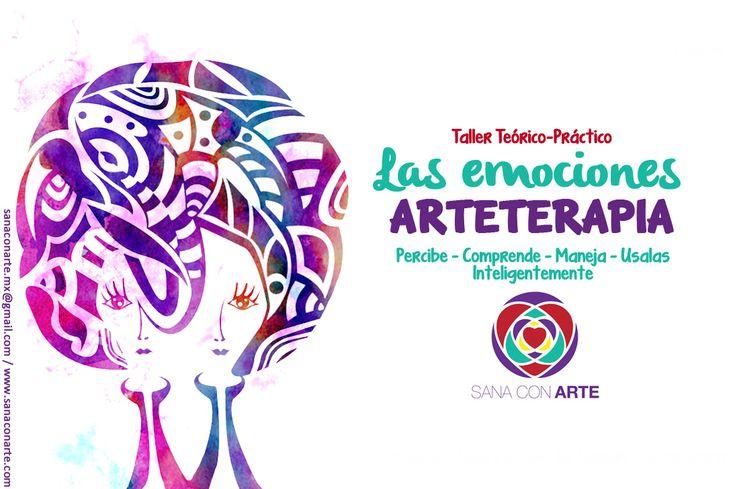 ARTETERAPIA PARA ADULTOS LAS EMOCIONESCON ARTETERAPIA En éste taller utilizaremos diversas técnicas artísticas de autoconocimiento enfocadas en las emociones que nos llevará a hacer conscientes de...