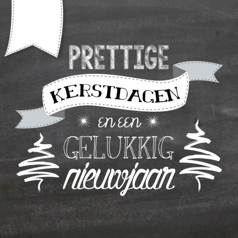 #kerst #kaart #kerstkaart #merry #christmas #fuif #happy #new #year #card #xmas #prettige #kerstdagen #gelukkig #nieuwjaar #kerstboom #krijt #krijtbord #banner #grijs #wit #typografie