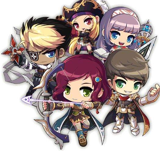 Explorers - MapleWiki - the free MapleStory database anyone can edit