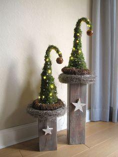 die besten 10 weihnachtsdeko aussen ideen auf pinterest weihnachtsdekoration f r drau en. Black Bedroom Furniture Sets. Home Design Ideas