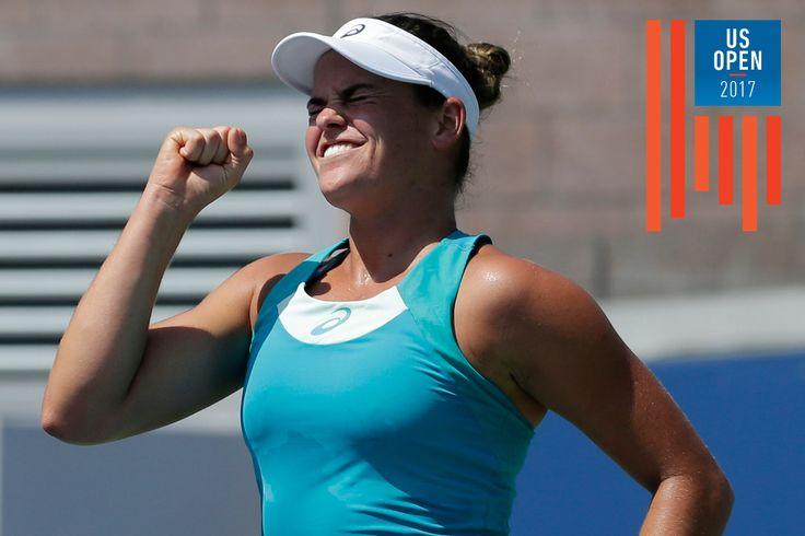 US Open 2017: Harrisburg native Jennifer Brady is through to round 4 of USO2017 - def. Monica Niculescu in 3 sets.