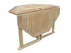 Tavoli pieghevoli 2016 - Tavolo pieghevole di legno