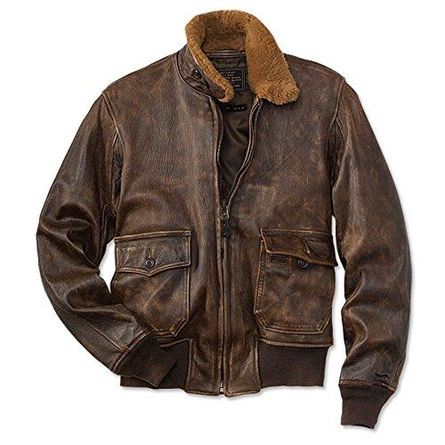 Orvis Men S G 1 Naval Aviator Flight Jacket Best Leather