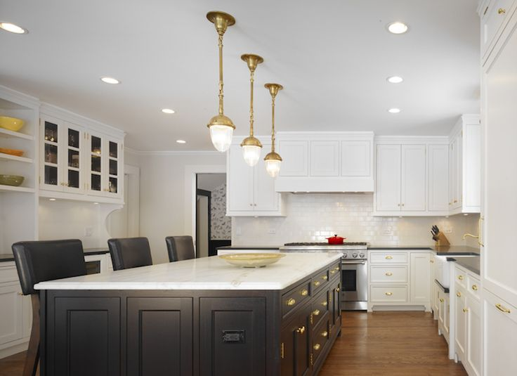17 best ideas about Black and white kitchen on Pinterest ...