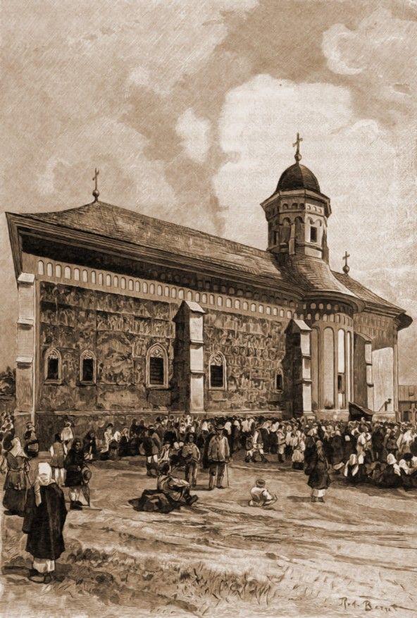 Suceava, biserica Sf. a Mănăstirii Sf. Ioan