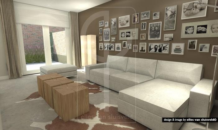 17 beste idee n over hoek tv op pinterest hoek tv kasten - Moderne hoek lounge ...