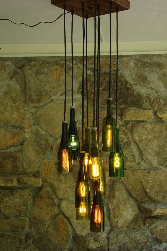 25+ unique Liquor bottle lights ideas on Pinterest | Bottle lights ...