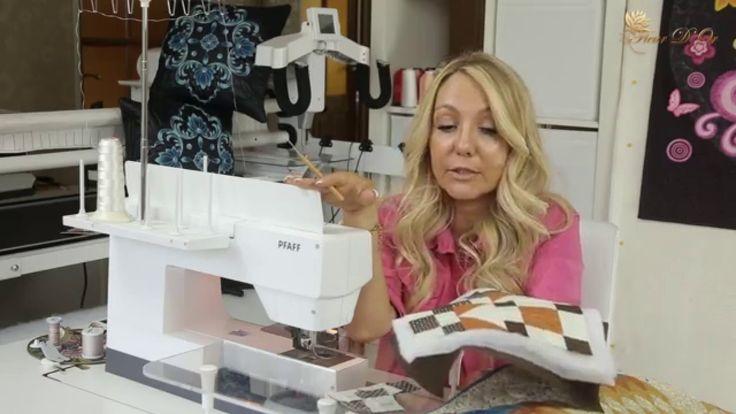 1 урок. Видео курс по обучению квилтинга с нуля. Как выбрать швейную маш...