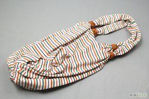 Tasche aus altem T Shirt Mehr