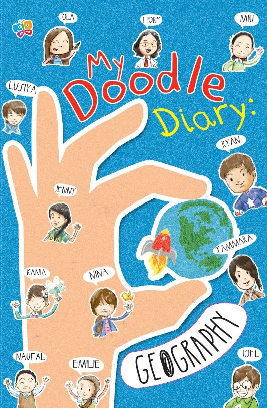My Doodle Diary: Geography by OLA & Friends. Published on 2 March 2015 :D