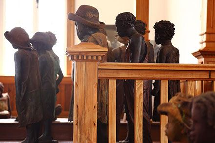 Slavery museum in America  - Whitney Plantation in Louisiana