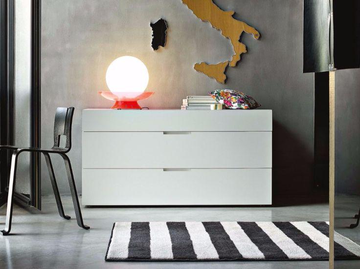 Oltre 25 fantastiche idee su cassettiera su pinterest for Minimal home arredo e complemento