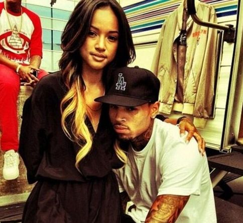 Let's NOT Be Friends: Karrueche Tran Dumps Chris Brown, Changes Her Phone Number
