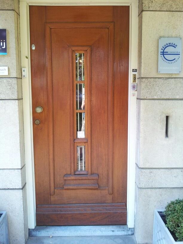 Mooie jaren dertig deur