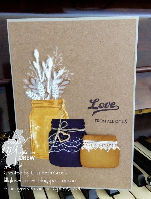 Lillybet's Papers: CI#04 Jars of Love