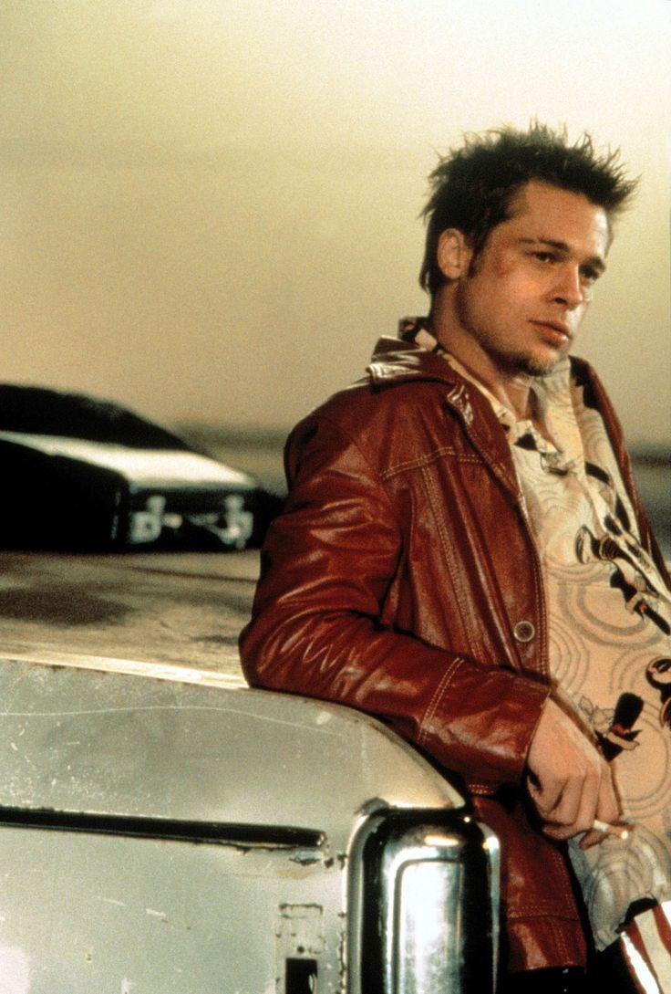 Tyler Durden / Brad Pitt - Fight Club