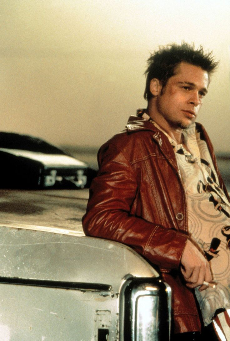 Tyler Durden / Brad Pitt - Fight Club