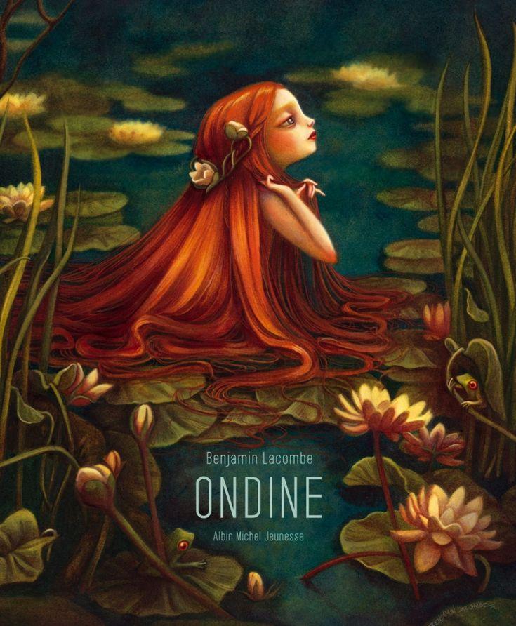 "Ondina"" de Benjamín Lacombe"