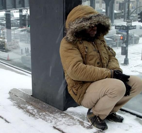 INTO THE CAMPS THEY GO: NY Gov Cuomo Signs Executive Order Forcing Homeless To Enter Shelters If Temperature Below Freezing