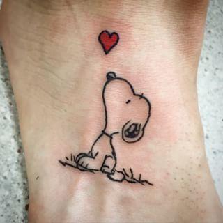 snoopy tattoo - Google zoeken