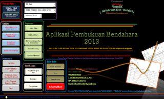 Download Aplikasi Bendahara Sekolah Lengkap dengan Cetak Kwitansi Excel