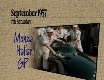 H πίστα της Monza είναι σημείο αναφοράς στην ιστορία των αγώνων της Formula 1. Το ιταλικό Grand Prix με δεκαετίες ιστορίας, εκφράζει την κουλτούρα των αγώνων αυτοκινήτου. Στο σπάνιο αυτό βίντεο βλέπουμε στιγμιότυπα τραβηγμένα στο