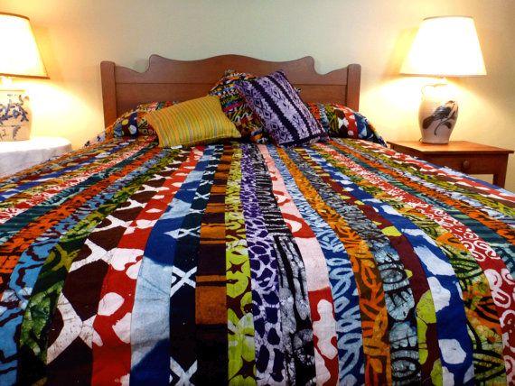 Patchwork Bedding Set Malaysia