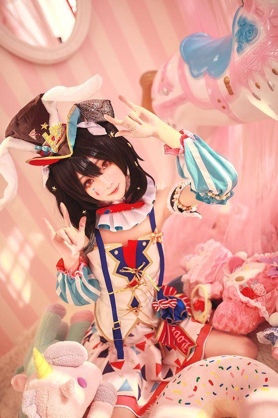 Cosplay: Nico Yazawa of LoveLive! School Idol Project Coser: 七奈Nanako