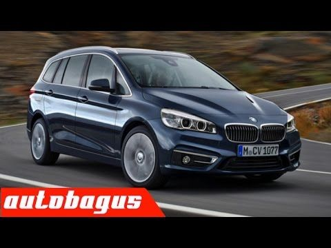 2016 - 2017 BMW 218i Gran Tourer F46 ~ Exterior and Interior Walkaround ...