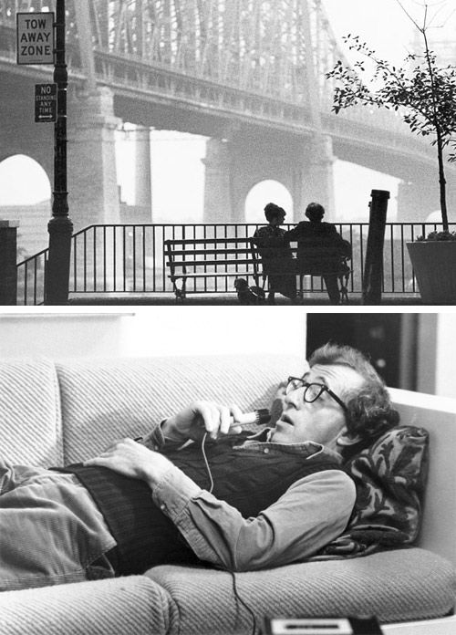 ManhattanFilm, Woodyallen Ny, Woody Allencinegeoff, Manhattan Woody Allen, Cinema, Woody Allen Movie, Allen Style, New York, Woody Allen Manhattan