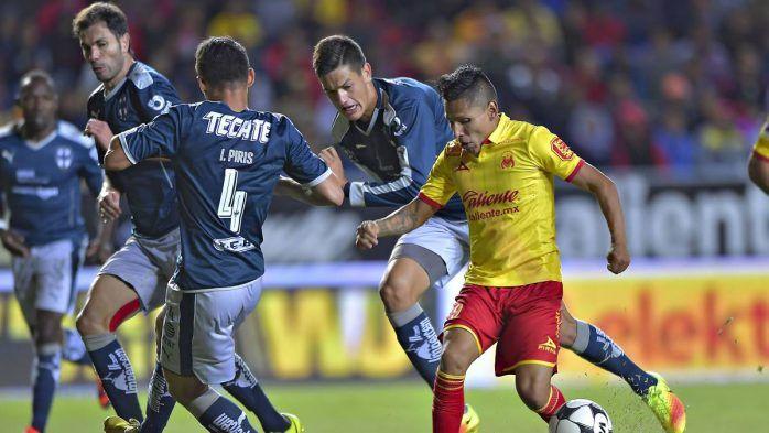 Ver partido Morelia vs Rayados Monterrey en vivo 03/12/2017 - Ver partido Morelia vs Monterrey en vivo online 03 de diciembre del 2017 por Liga MX. Resultados horarios canales y goles.
