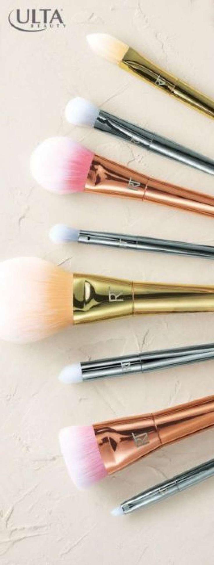 18 Brochas De Maquillaje Que Te Encantar 225 N Tocador