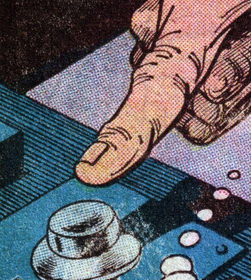 4CP   Four Color Process - adventures deep inside the comic book