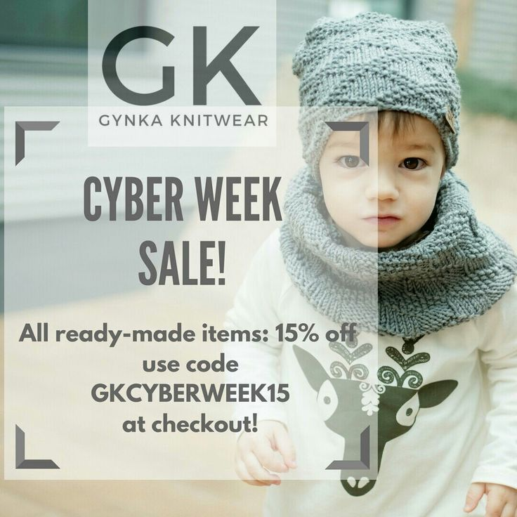 Cyber Week Sale! Get 15% off ready-made items between november 20 - december 1! Use code GKCYBERWEEK15 at checkout!