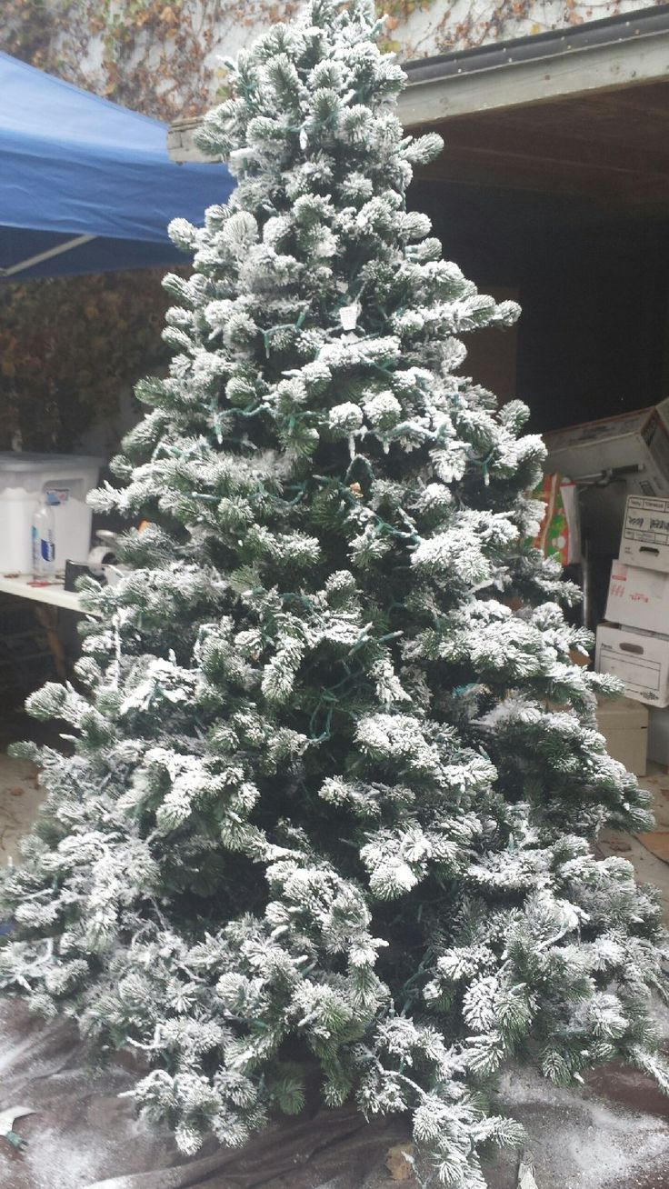 144 best arctic winter images on pinterest birthday ideas christmas parties and events - Fake Snow For Christmas Trees