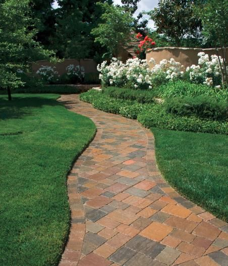 Tuscan House Style With Front Walkway And Italian Cypress: 1000+ Images About Basalite Concrete Products In