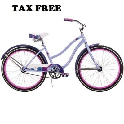 Bikes For Girls 24 Inch Lavender Cruiser Adjustable Seat Unique Gifts For Teen2  ISBN - Does not apply, UPC - 028914544564, EAN - Does not apply, Type - Cruiser, Color - White, Frame Material - Steel, Brake Type - Coaster