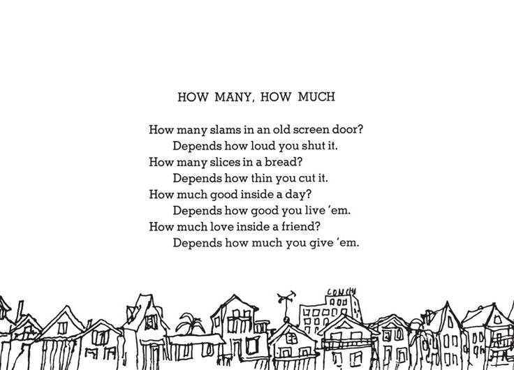 Shel Silverstein makes more sense to me as an adult than when I was a child... - Imgur