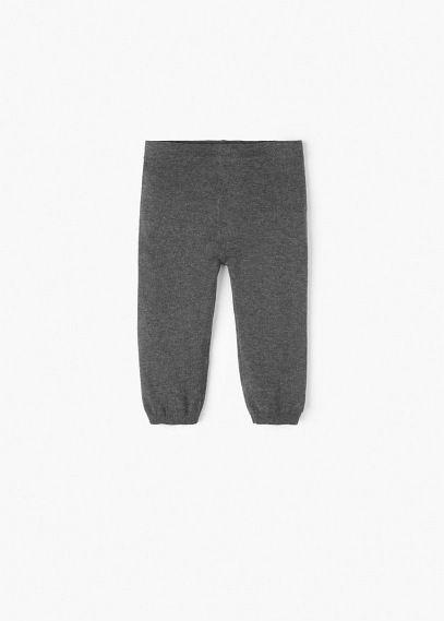 Dzianinowe spodnie | MANGO KIDS